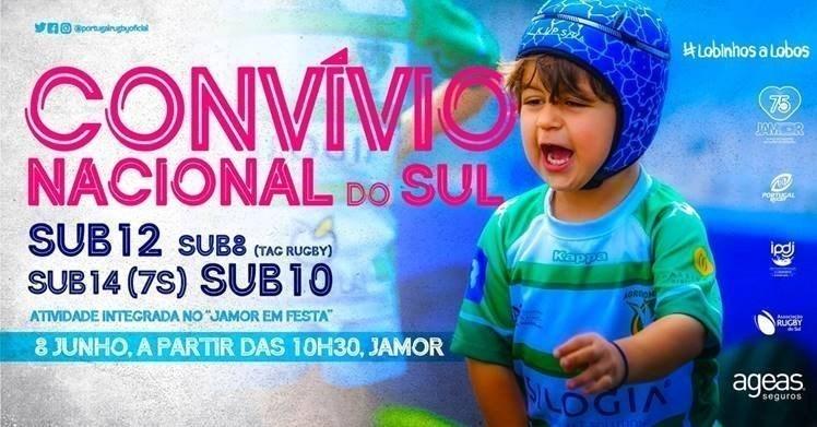 Convívio Nacional do Sul